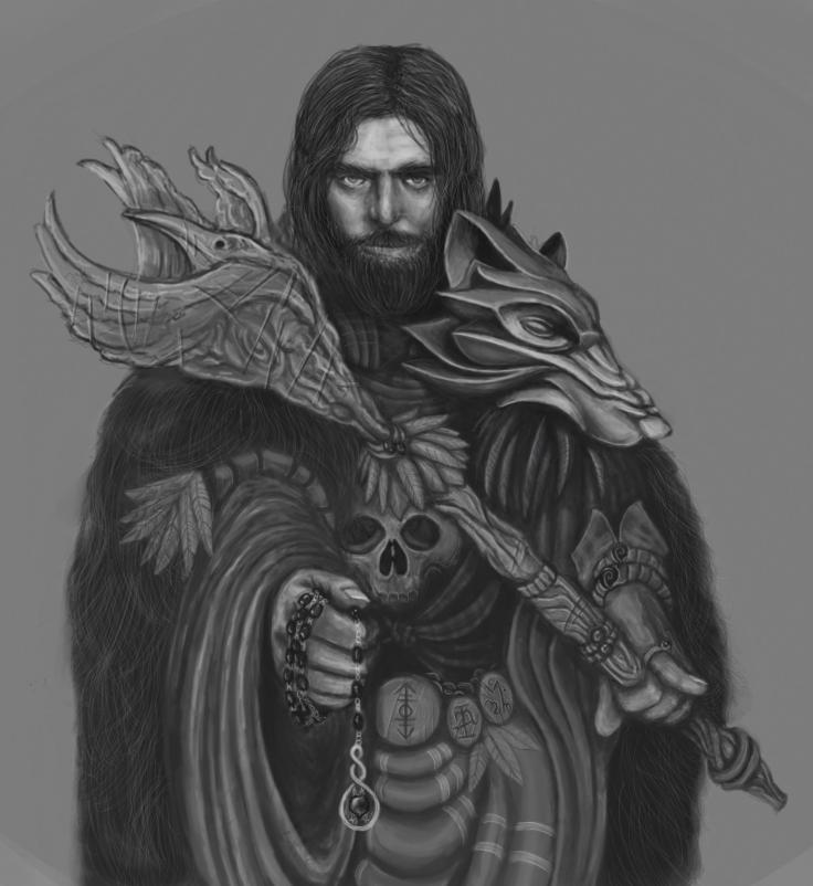 Morvannon of the Valley of Auster