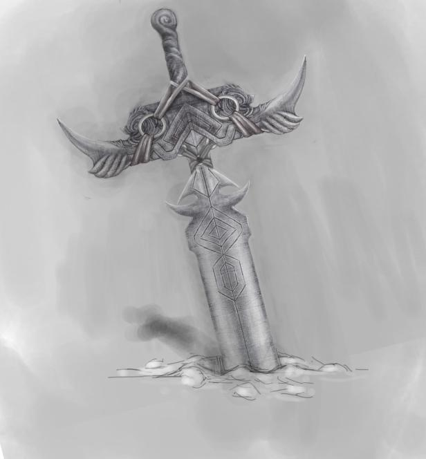 Sword of Fading Light